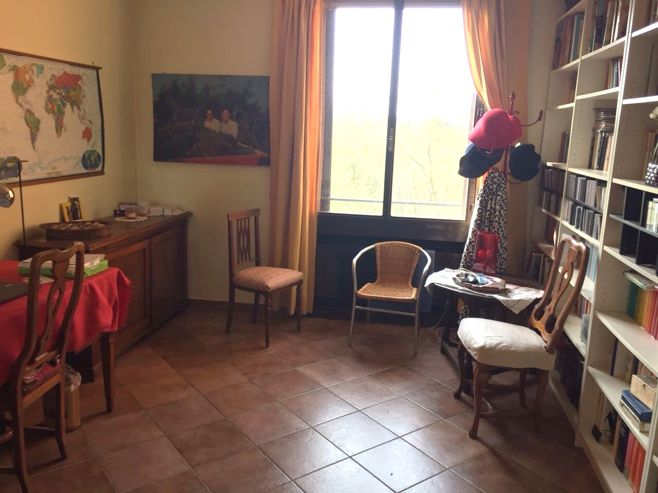 Milano3 – Quadrilocale piano alto