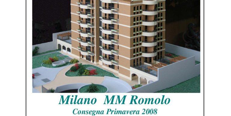 Presentazione Residenza MM Romolo